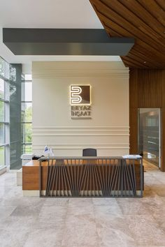 office counter designs new sales office by rsg interior design office tour mbank headquarters d reception pinterest