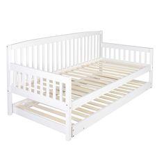 Wooden Sofa Bed Frame Single White http://www.shopprice.com.au/wooden+bed+frame