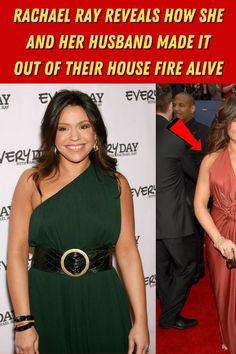 #Rachael #Ray #Reveals #Husband #Made #Out #House #Fire #Alive