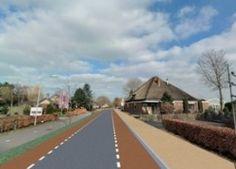 Medemblik laat bewoners Oosteinderweg Wognum zelf kiezen.