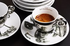 Illy collection, tiger crema