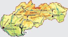 Val obrů je jednou z největších historických záhad na Slovensku | Extrastory.cz Bratislava, Czech Republic, Map, European Countries, Ancestry, Geography, Canada, Cards, Bohemia
