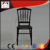Popular Stackable Outdoor Wedding Plastic Chairs