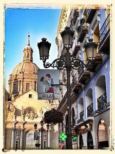"Calle Alfonso para ""Pilares"""
