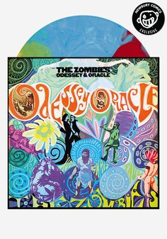Odessey & Oracle Exclusive LP