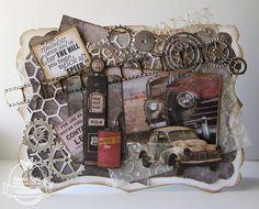 Noor! Design Gears Door Christa Mulder