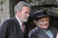 Season 5:  Mr. Mason and Mrs. Patmore