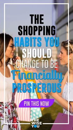 The Shopping Habits You Should Change to Be Financially Prosperous Self Development, Personal Development, Psychic Abilities, Spiritual Growth, Spiritual Awakening, Law Of Attraction, Spirituality, Weight Loss, Relationship