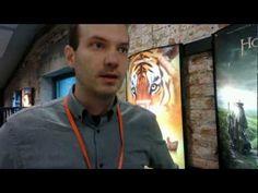 Jukka Eklund jutteli kanssani community managereista MindTrekissä 2012