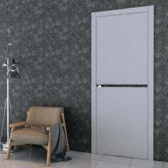 Interior and exterior doors by MilanoDoors, contemporary italian doors, modern wood doors. Exterior Doors, Interior And Exterior, Modern Wood Doors, Italian Doors, Door Design, Natural Leather, Glass Door, Modern Interior, Tall Cabinet Storage