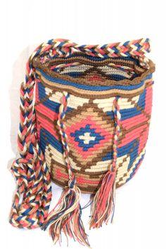 Wayuu Mochila Mini bag by Wayuu Chic