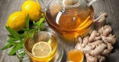 An Easy And Simple Anti-Inflammatory Turmeric Ginger Tea Recipe Toddy Recipe, White Balsamic Vinegar, Turmeric Tea, Hot Toddy, Honey Lemon, Tea Recipes, Recipe Using, Herbalism, Photos
