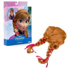 Disney Frozen Anna Costume Wig