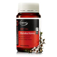 High UMF Factor Manuka Honey is the most antimicrobial substance on earth. Should be part of your medicine cabinet. What to use on wounds or potential tetanus wounds.