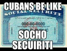 Cubans be like. Funny Spanish Jokes, Spanish Humor, Cuban Humor, Cubans Be Like, Viva Cuba, Funny Quotes, Funny Memes, Hilarious, Cuban Culture