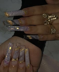 Bling Acrylic Nails, Simple Acrylic Nails, Best Acrylic Nails, Coffin Nails, Gel Nails, Square Acrylic Nails, Acryl Nails, Exotic Nails, Fire Nails