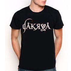 Dakrya Rock Band Legend Logo Custom Black T-Shirt Tee All Size XS-XXL