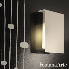 Depending on where the beam of light is required, FontanaArte Corrubedo Wall Lamp, Fluorescent can be installed with the light source pointing either up or down. #FontanaArte #walllamp #fluorescent #DavidChipperfield  Available at allmodernoutlet.com  http://www.allmodernoutlet.com/fontanaarte-corrubedo-wall-lamp-fluorescent/