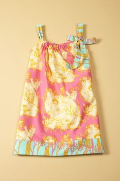 I can think of few sweet girls this would look adorable on!