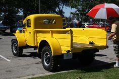 1956 Fargo Power Wagon pickup Dodge Ram Pickup, Dodge Trucks, Pickup Trucks, Dodge Power Wagon, Classic Trucks, Cool Trucks, Heavy Equipment, Mopar, Buses