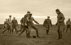 Christmas Day truce 1914: Letter from trenches shows football match through soldier's eyes for first time - Home News - UK - The Independent
