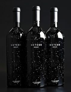 Not a wine drinker, but this bottle just might convert me. I have to find it!