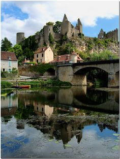 Angles-sur-L'Anglin, France | by Howard Somerville