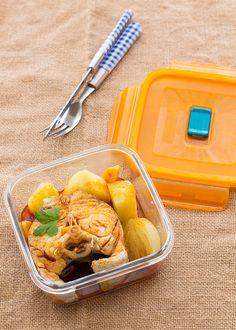 Será por #recetas para comer en el trabajo o en cualquier parte fuera de casa. Tu comida se mantiene en perfectas condiciones en nuestros recipientes herméticos Pure Box Active #Luminarc #PureBoxActive #trabajo