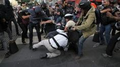 CNDH pide seguridad para periodistas que cubren a CNTE