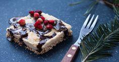 RECEPT: Výživný a zdravý cheesecake s čerstvým ovocím. via @akademiakrasy