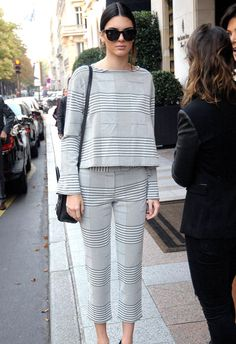 Kendall Jenner arrives at Paris Fashion Week http://asos.to/ZQyqJY