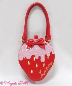 Angelic Pretty Strawberry Whipバッグ