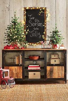 Cheap and easy christmas decorations for your apartment ideas (42)