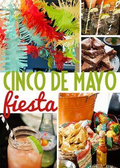Everything you'll need to throw a Cinco de Mayo Fiesta!