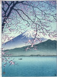 Kibu, West Izu Kawase Hasui (Japan, 1883-1957) Japan, June, 1937 Prints; woodcuts Color woodblock print Image: 15 7/16 x 11 1/2 in. (39.2 x 29.3 cm); Paper: 15 15/16 x 12 13/16 in. (41.5 x 31.0 cm) Gift of Mr. and Mrs. Felix Juda (M.73.37.183) Japanese Art