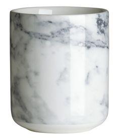 H&M, keramikkrus til tannbørstene