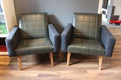 Uudet käsinojat retrotuoleihin Accent Chairs, Armchair, Furniture, Home Decor, Upholstered Chairs, Sofa Chair, Single Sofa, Decoration Home, Room Decor