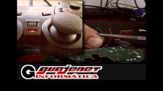 Como consertar controle (Joystick USB/PC) - Com ferramentas caseiras