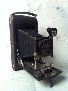 vintage camera; future plan is to have a few shelves of vintage cameras displayed
