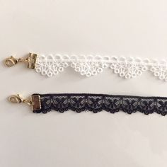 - Adjustable closure - Cotton lace More