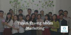 [TP HCM] - Trưởng nhóm Marketing Online cho #TeraApp  www.TeraApp.net là nền tảng giúp doanh nghiệp dễ dàng tạo Mobile App bán hàng trên Android và IOS mà không cần biết code.  Công việc chính: Gia tăng lượng user đăng ký hằng ngày trên www.TeraApp.net  Mức lương: 5 triệu  hoa hồng  thưởng  thái độ     http://startup.mywork.com.vn/cong-viec-lam/natec/viec-lam/898711/truong-nhom-marketing.html
