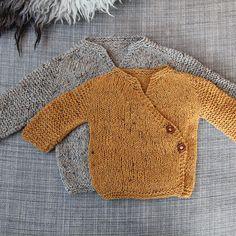 Olivias omslagsjakke