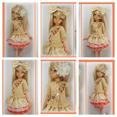 OOAK Handmade Outfit for BJD