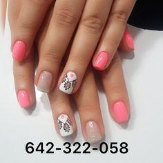Nail Manicure, Nails, Cool, Nail Designs, Fairy, Finger Nails, Vestidos, Polish Nails, Classy Nails
