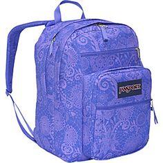 JanSport Big Student Pack - Purple Sky/Penelope Purple Dream Catcher - via eBags.com!