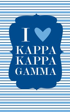 I am apart of Kappa Kappa Gamma Omicron Deutron Chapter. I serve as the Activities Chairman, New Member Assistant, member of the Standards Committee and Panhellenic Delegate.