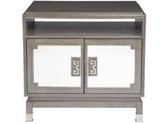 Vanguard Living Room Wainright Lamp Table W484L - Vanguard Furniture - Conover, NC