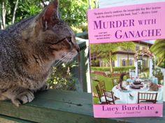 "Mystery Lovers' Kitchen: The ""Lucy Burdette"" Daiquiri, #HemingwayHouse #cat @penguincozies"