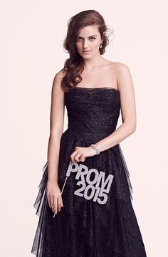 Everything you need for prom.