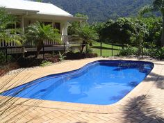 18 awesome fiberglass pools corpus christi tx images for Pool design northern virginia